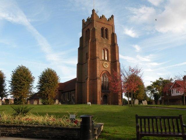 St. Edmund & St. Mary: the parish church of Ingatestone