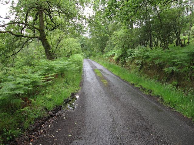 Road to Rudha Garbh
