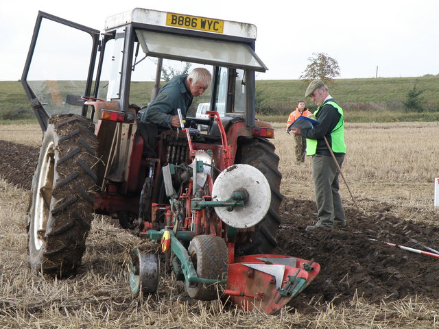 Strictly Come Ploughing