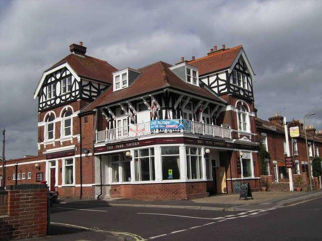 Pubs of Gosport - The Park Tavern