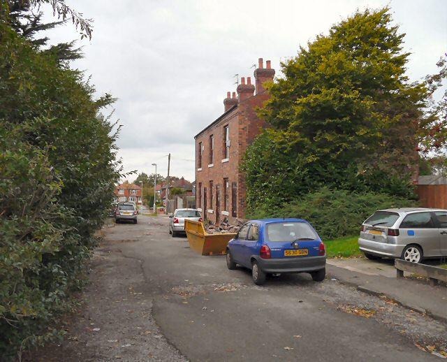 Rowbotham Street