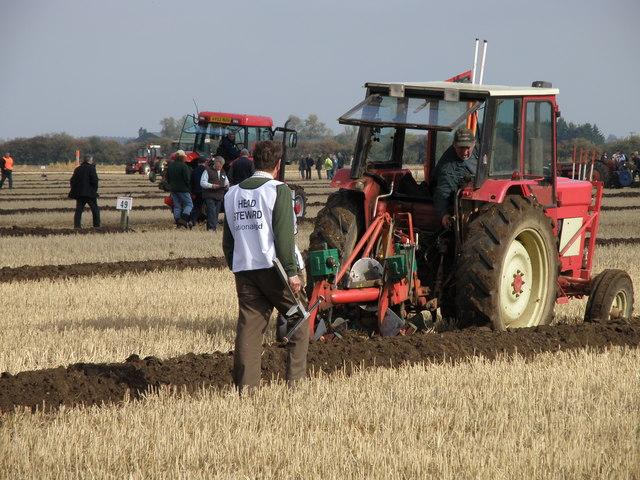 Ploughing Championship at Soham
