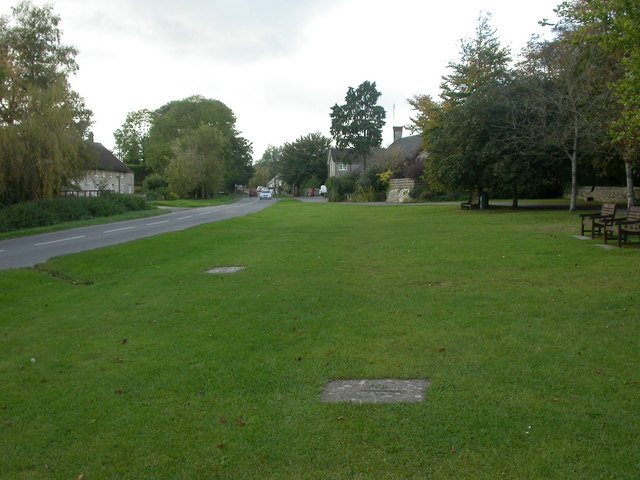 Martinstown, Church Green