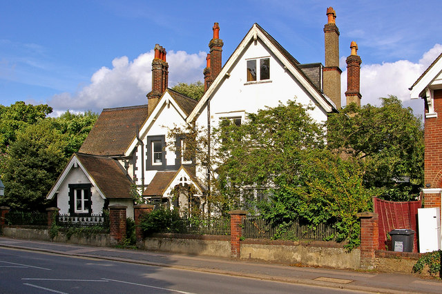 Cranham Lodge, Croydon Road