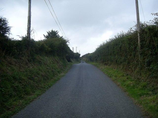 Tre-llys Hill, near Tregwynt