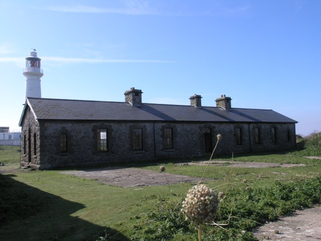 Flatholm educational centre