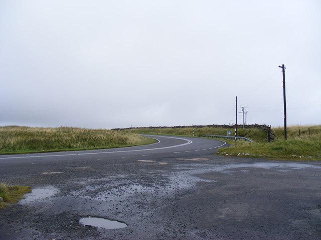 A686 at Hartside