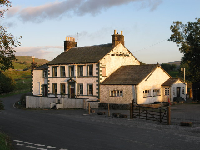 The Punch Bowl, North Stainmore