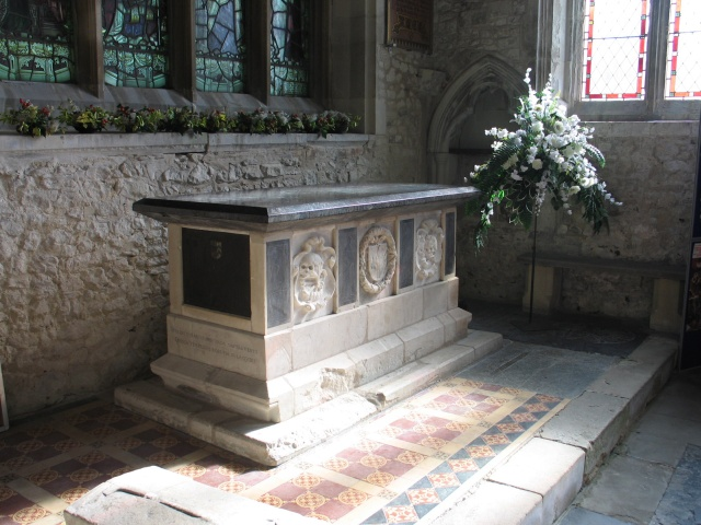 The Tomb of Edmund West
