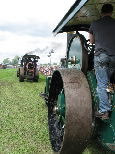 Great Bucks Steam Rally, Shabbington, 2009