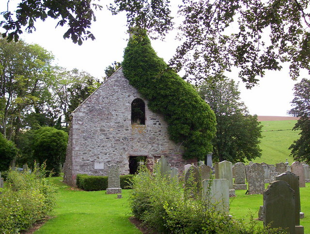 Ruins of St. Donan's Church, Auchterless