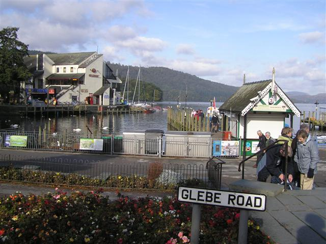Lake Windermere, Bowness