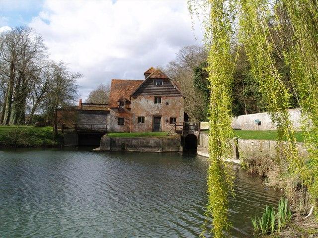 Mill at Mapledurham