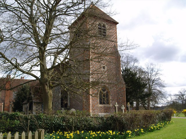 The Church at Mapledurham House
