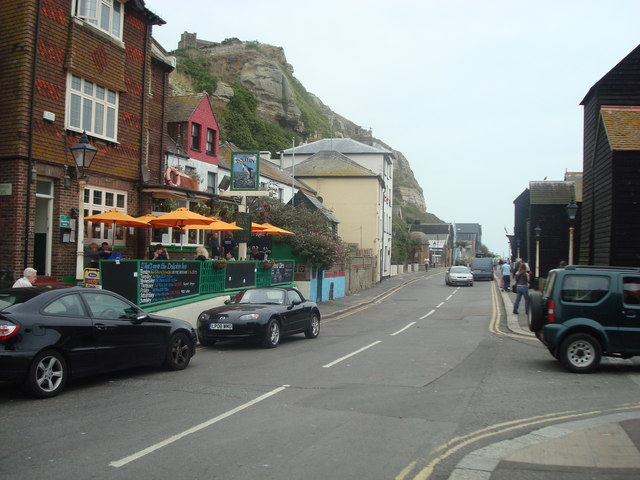 Rock-A-Nore Road, Hastings