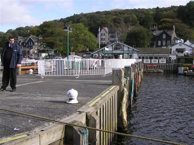 Ambleside Pier, Waterhead