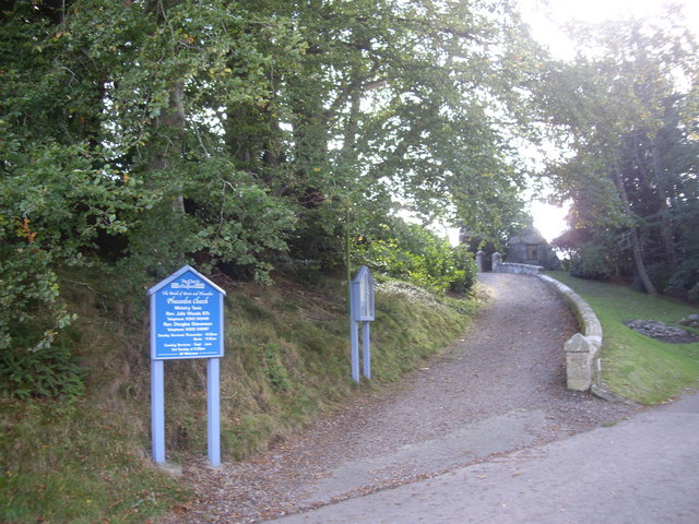 Access to Plucarden Kirk