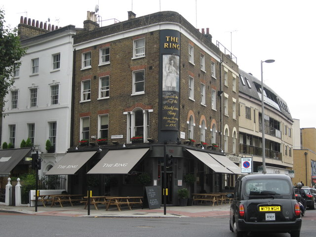 The Ring. Blackfriars Road, London