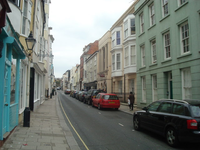 High Street, Hastings Old Town