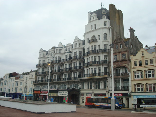 Palace Court, Hastings
