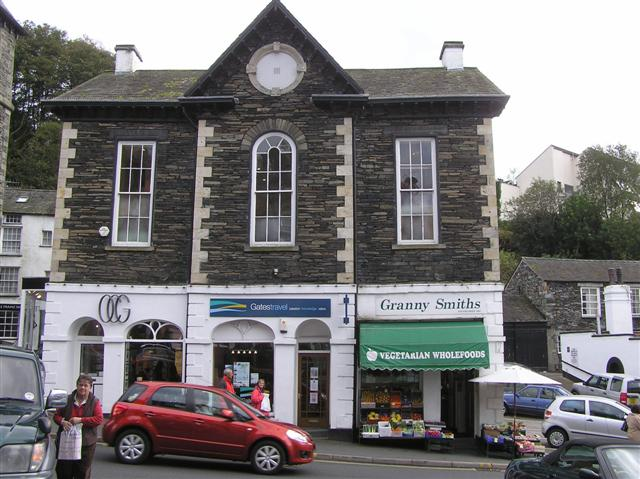 OCG / Gates Travel / Granny Smiths, Ambleside