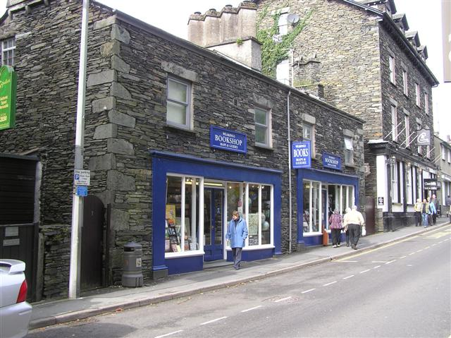 Wearings Bookshop, Ambleside