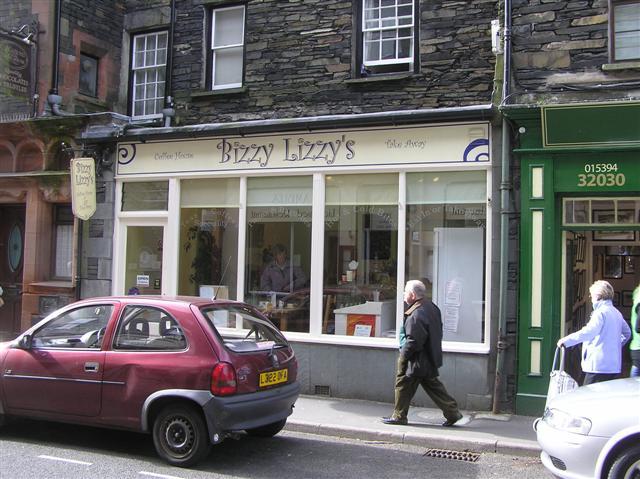 Bizzy Lizzy's, Ambleside