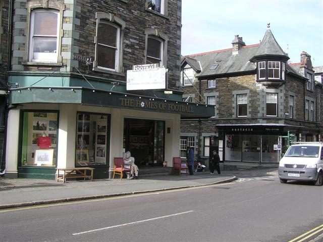 The Homes of Football, Ambleside