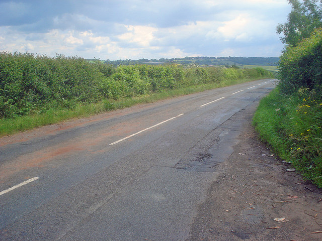 Road to Phocle Green