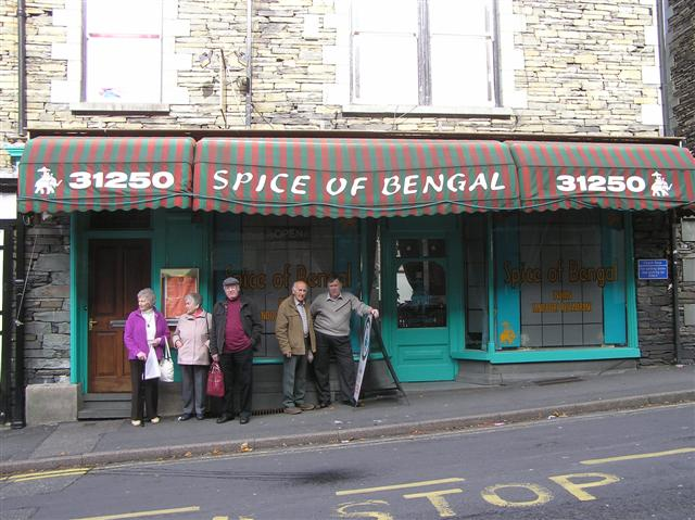 Spice of Bengal, Ambleside