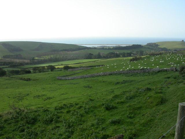 Abbotsbury, view