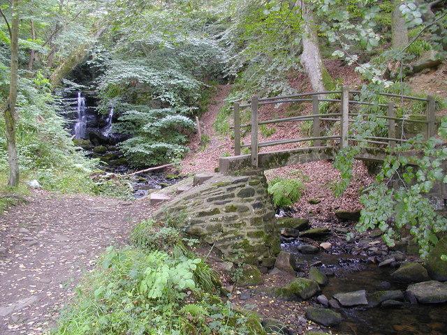 Wharnley Beck bridge