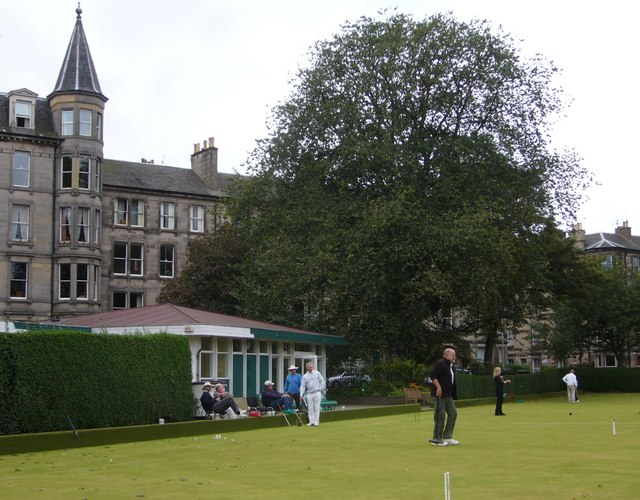 Croquet in the Meadows