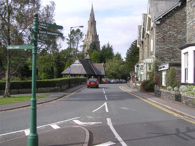 Compston Road, Ambleside