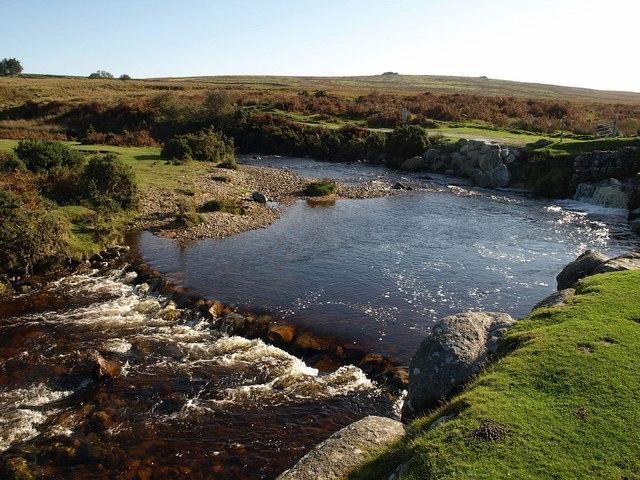 River Plym near Brisworthy Burrows