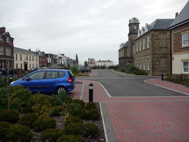 North Terrace, Seaham