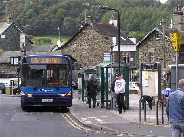 Stagecoach, Ambleside