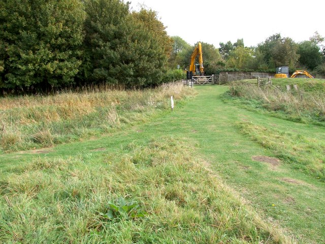 Site of Bolingbroke Castle and Rout Yard, Old Bolingbroke