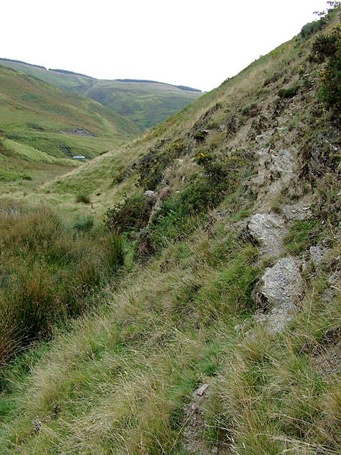 By Nant  Gwrach, Powys