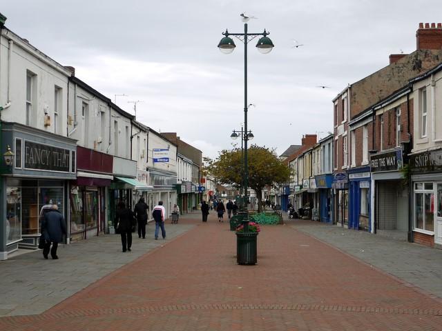 Church Street, Seaham
