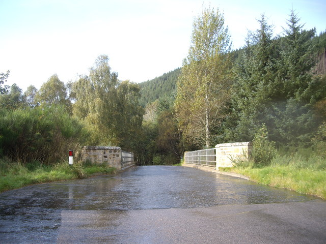 Bridge over the Black Burn