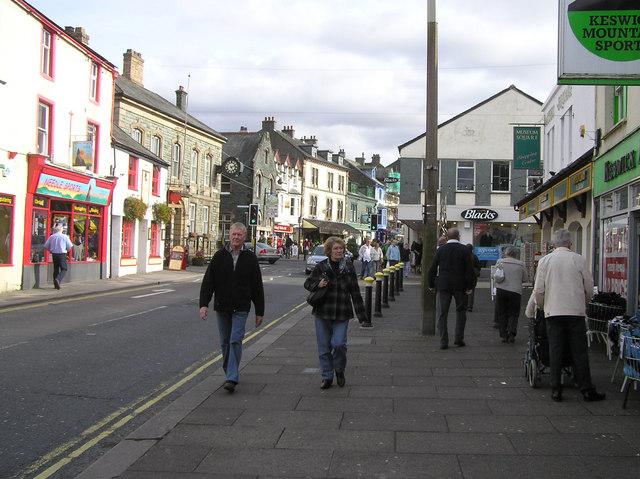 Main Street, Keswick