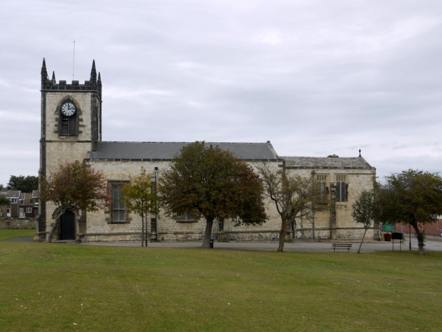 Church of St John the Evangelist, Seaham
