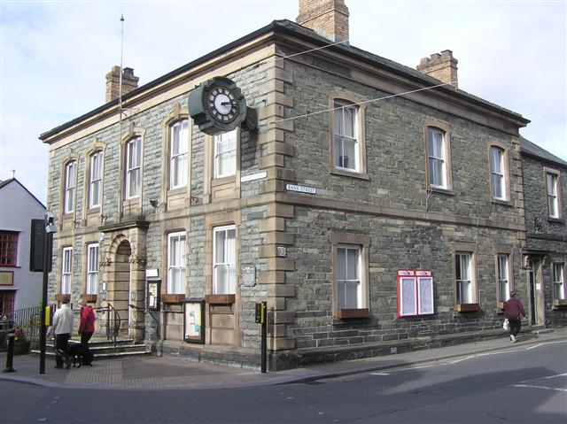 Former courthouse and Prison, Keswick