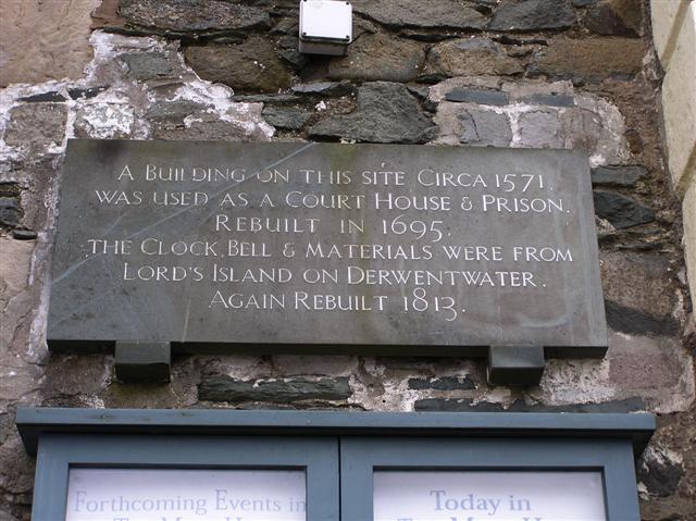 Inscription stone, PUPs Clock building