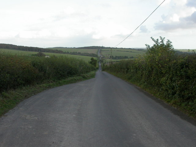 Frampton, Roman road