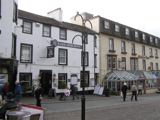 Kings Arms Hotel, Keswick