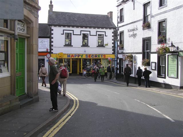 Station Street, Keswick