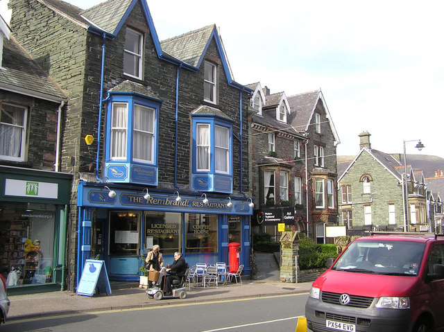 The Rembrandt Restaurant, Keswick