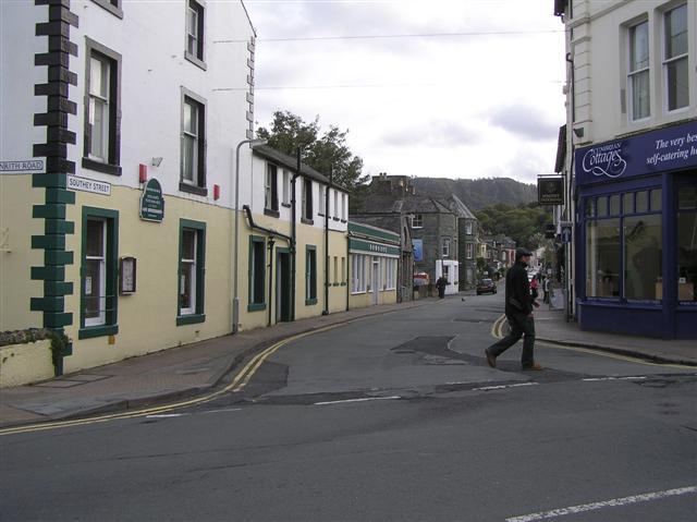 Southey Street, Keswick